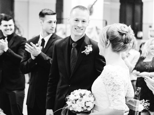 Il matrimonio di David e Martina a Udine, Udine 192