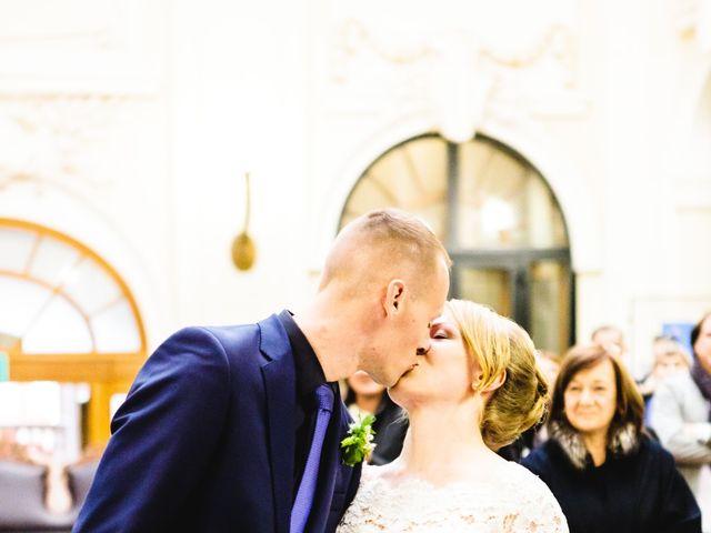 Il matrimonio di David e Martina a Udine, Udine 195