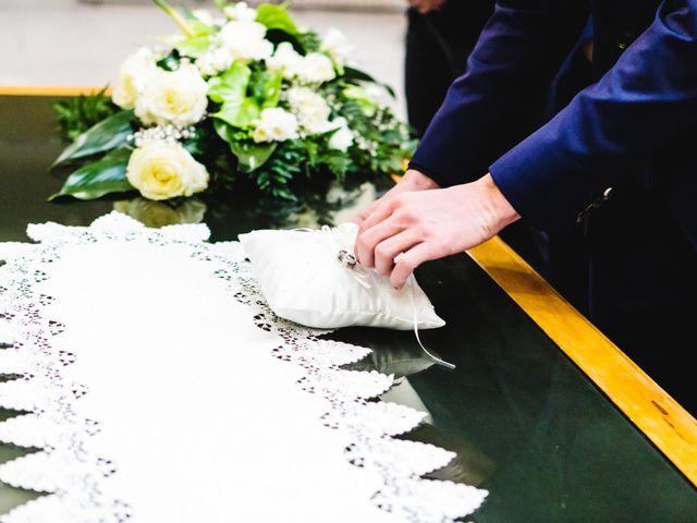 Il matrimonio di David e Martina a Udine, Udine 201