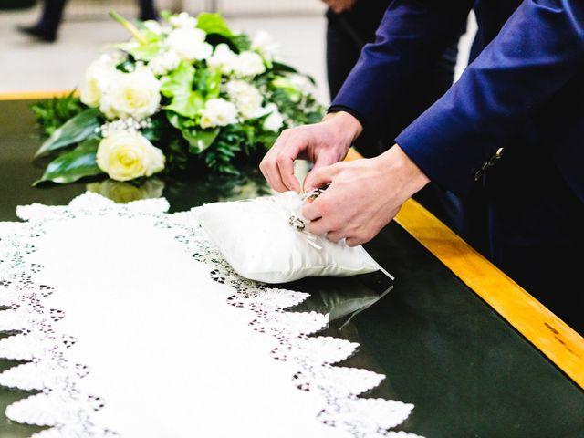 Il matrimonio di David e Martina a Udine, Udine 205