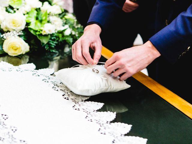 Il matrimonio di David e Martina a Udine, Udine 207