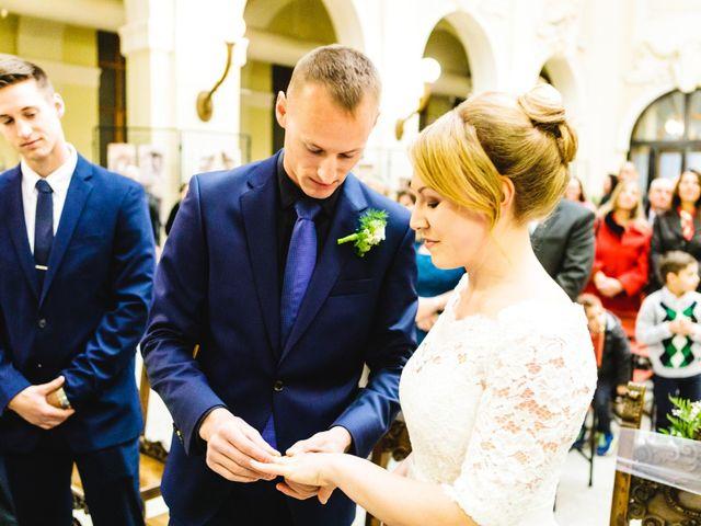 Il matrimonio di David e Martina a Udine, Udine 211