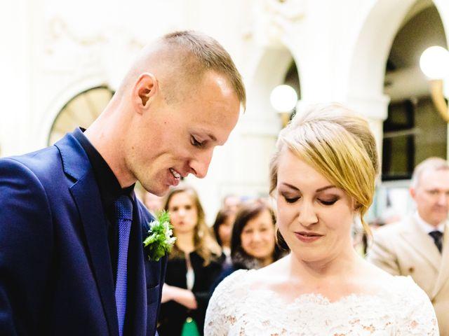 Il matrimonio di David e Martina a Udine, Udine 214