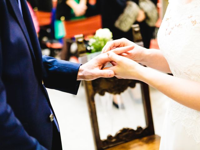 Il matrimonio di David e Martina a Udine, Udine 224