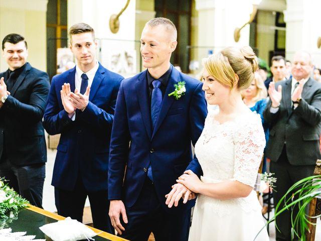 Il matrimonio di David e Martina a Udine, Udine 227