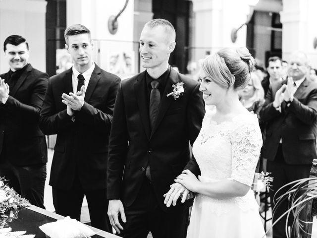 Il matrimonio di David e Martina a Udine, Udine 228