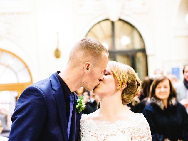 Il matrimonio di David e Martina a Udine, Udine 231