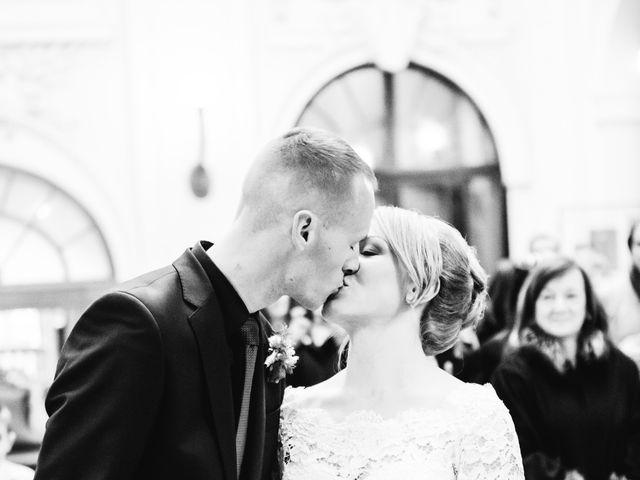 Il matrimonio di David e Martina a Udine, Udine 232