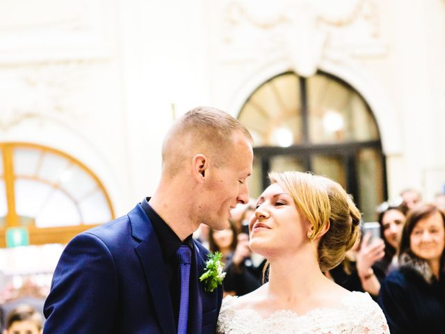 Il matrimonio di David e Martina a Udine, Udine 233