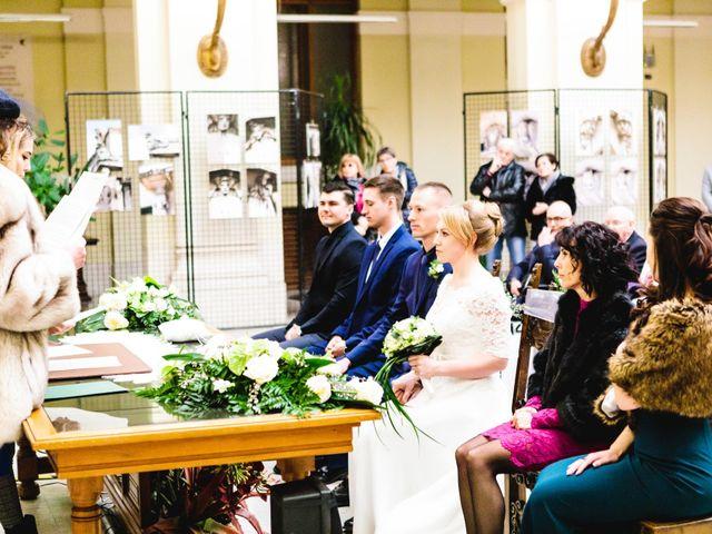 Il matrimonio di David e Martina a Udine, Udine 234