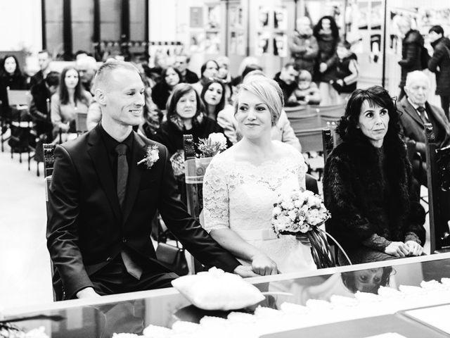 Il matrimonio di David e Martina a Udine, Udine 245