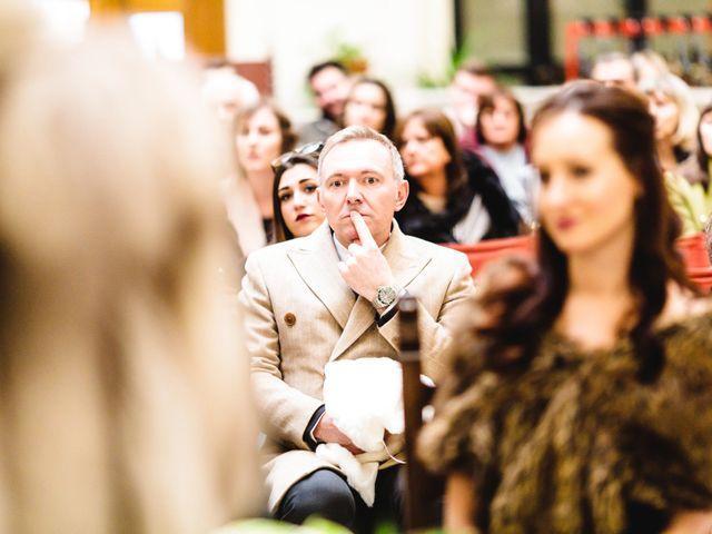 Il matrimonio di David e Martina a Udine, Udine 252