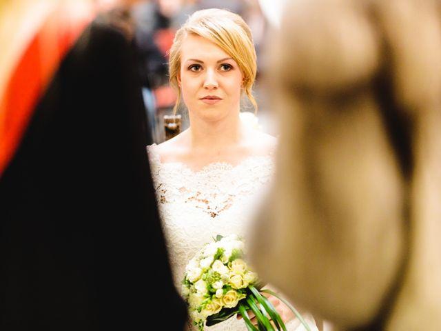 Il matrimonio di David e Martina a Udine, Udine 253
