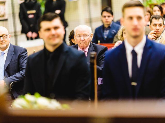 Il matrimonio di David e Martina a Udine, Udine 255