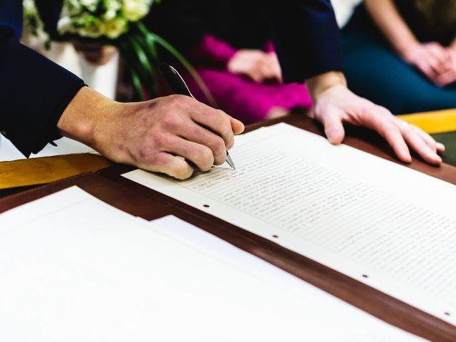 Il matrimonio di David e Martina a Udine, Udine 256