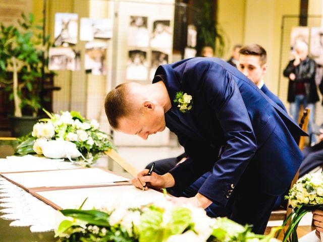 Il matrimonio di David e Martina a Udine, Udine 257