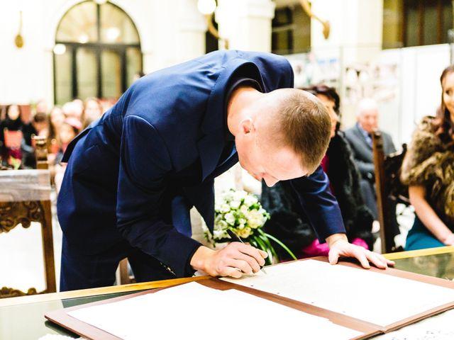 Il matrimonio di David e Martina a Udine, Udine 258