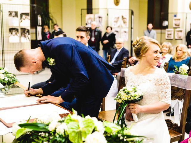 Il matrimonio di David e Martina a Udine, Udine 260