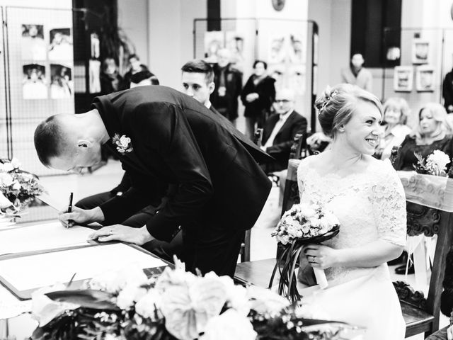 Il matrimonio di David e Martina a Udine, Udine 261