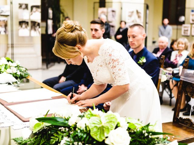 Il matrimonio di David e Martina a Udine, Udine 262
