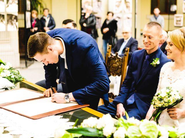 Il matrimonio di David e Martina a Udine, Udine 269