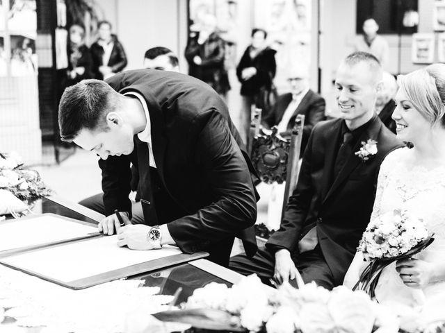 Il matrimonio di David e Martina a Udine, Udine 271