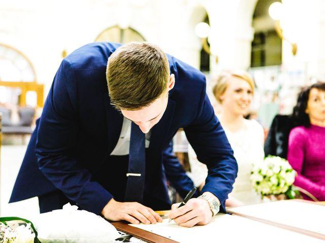 Il matrimonio di David e Martina a Udine, Udine 272