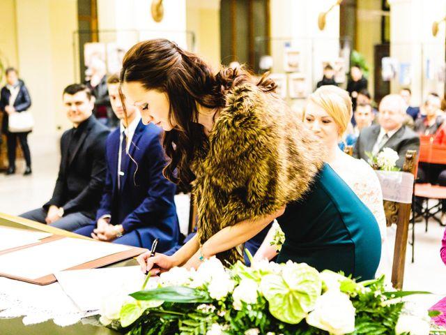 Il matrimonio di David e Martina a Udine, Udine 274