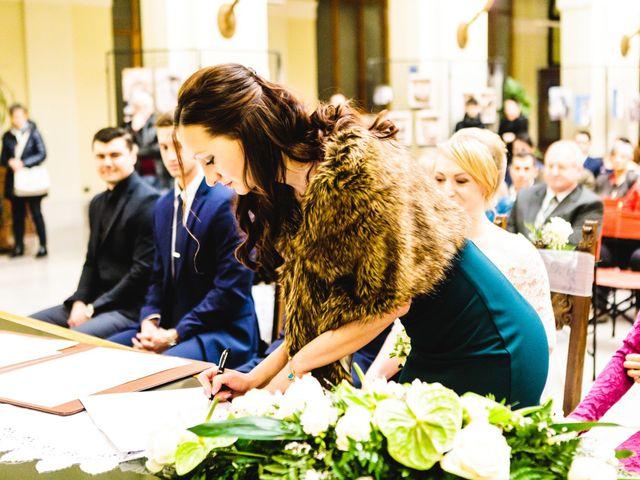Il matrimonio di David e Martina a Udine, Udine 276