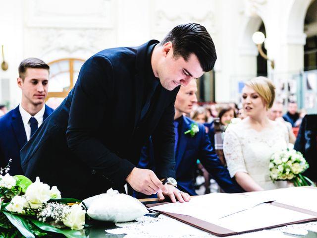 Il matrimonio di David e Martina a Udine, Udine 277