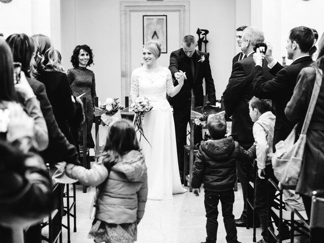 Il matrimonio di David e Martina a Udine, Udine 280
