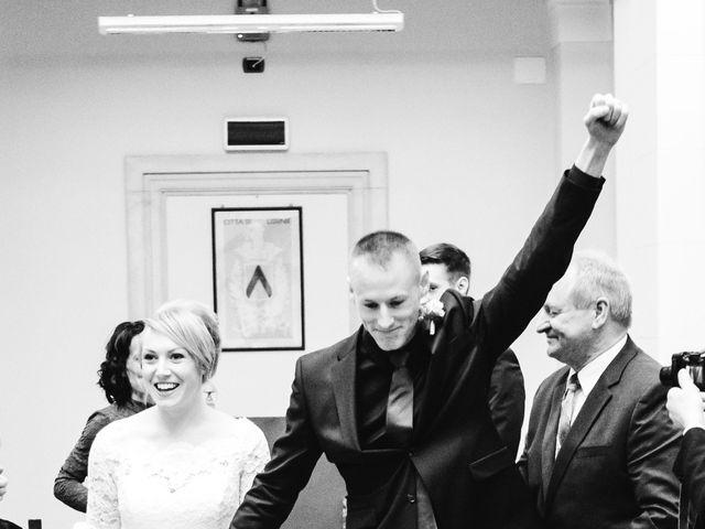 Il matrimonio di David e Martina a Udine, Udine 281