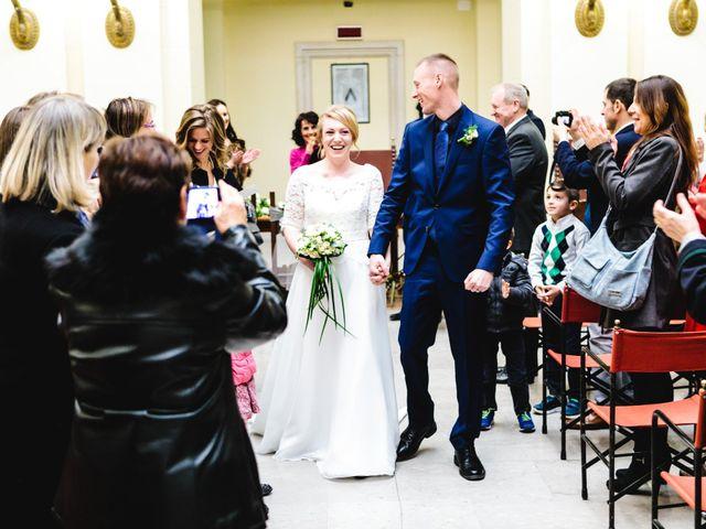 Il matrimonio di David e Martina a Udine, Udine 282