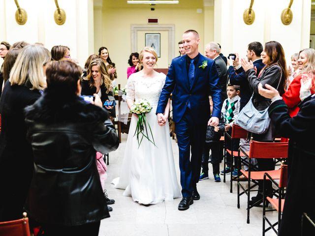 Il matrimonio di David e Martina a Udine, Udine 283