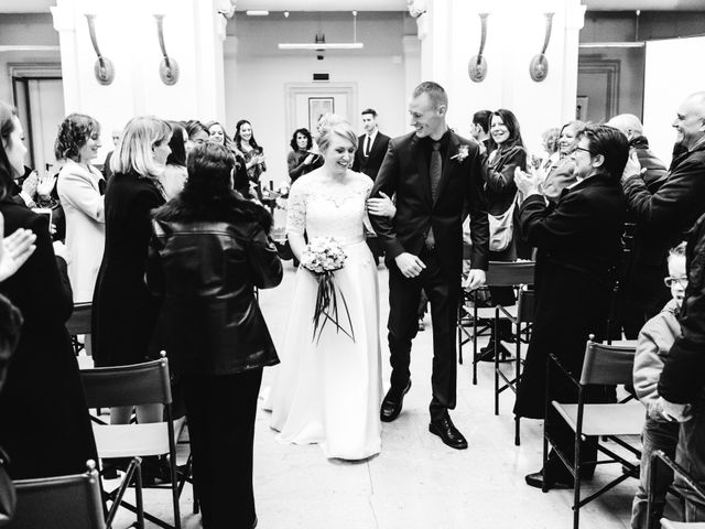 Il matrimonio di David e Martina a Udine, Udine 284