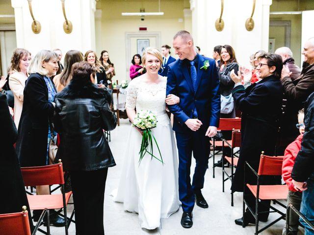 Il matrimonio di David e Martina a Udine, Udine 285