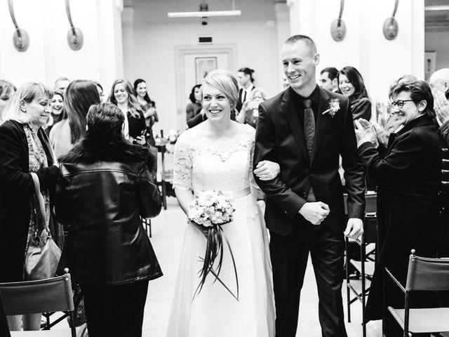 Il matrimonio di David e Martina a Udine, Udine 286