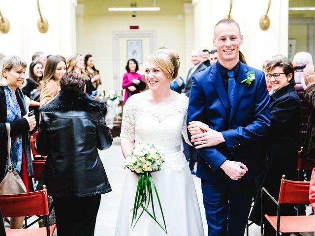 Il matrimonio di David e Martina a Udine, Udine 287
