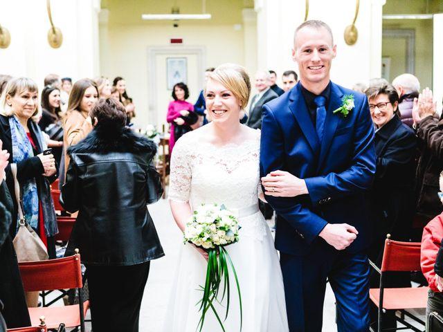 Il matrimonio di David e Martina a Udine, Udine 288