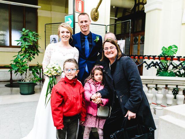 Il matrimonio di David e Martina a Udine, Udine 289