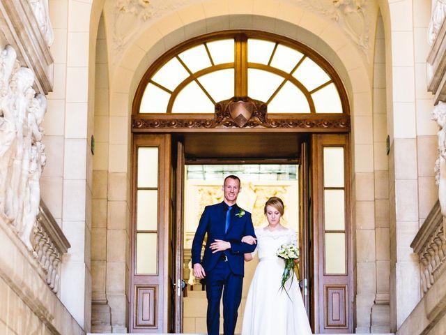 Il matrimonio di David e Martina a Udine, Udine 294