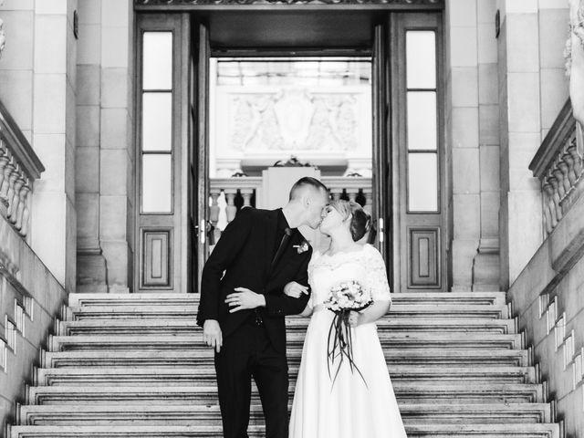 Il matrimonio di David e Martina a Udine, Udine 299