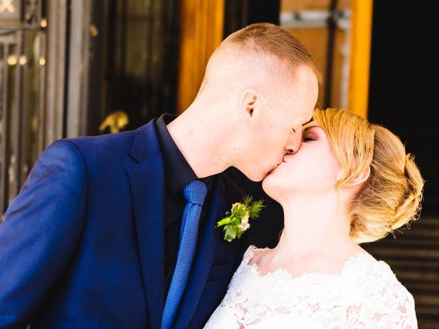Il matrimonio di David e Martina a Udine, Udine 304