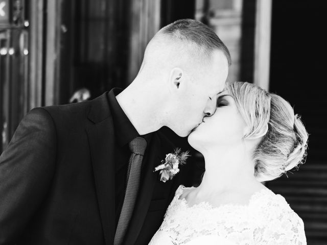 Il matrimonio di David e Martina a Udine, Udine 305