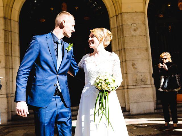 Il matrimonio di David e Martina a Udine, Udine 307
