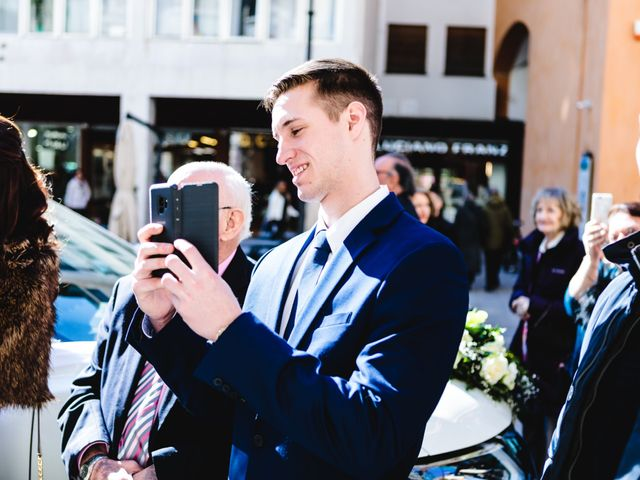 Il matrimonio di David e Martina a Udine, Udine 321