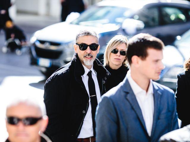 Il matrimonio di David e Martina a Udine, Udine 338