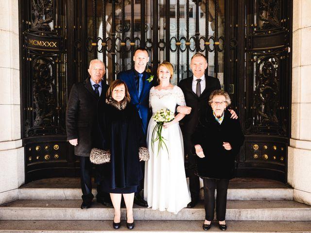 Il matrimonio di David e Martina a Udine, Udine 345