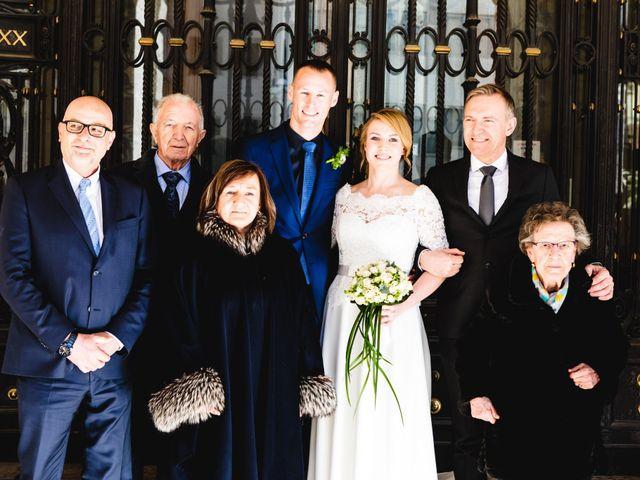 Il matrimonio di David e Martina a Udine, Udine 352