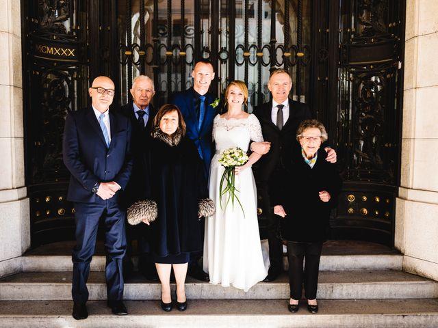 Il matrimonio di David e Martina a Udine, Udine 353